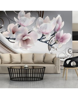 Fotobehang - Beauty of Magnolia