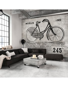 Fotobehang - Bicycle (Vintage)