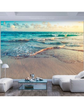 Fotobehang - Beach in Punta Cana