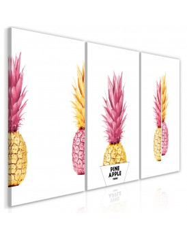 Schilderij - Pineapples (Collection)