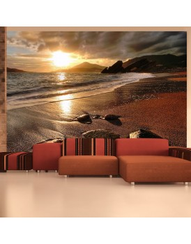 Fotobehang - Relaxation by the sea