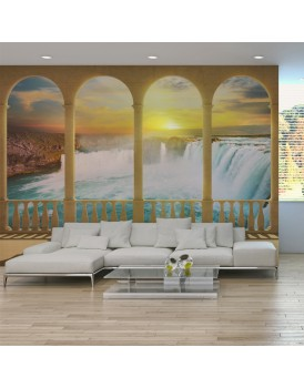 Fotobehang - Dream about Niagara Falls