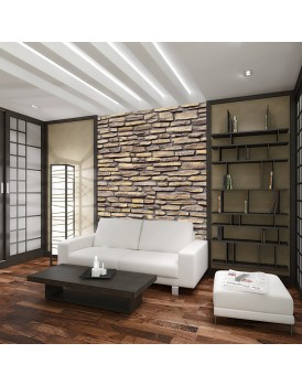 Fotobehang - Stone - stylish design