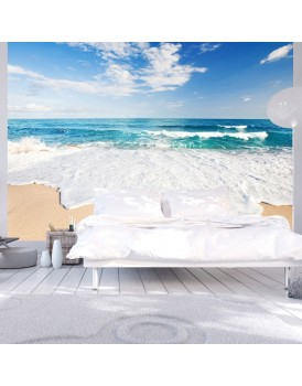 Fotobehang - Photo wallpaper – By the sea