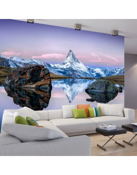 Fotobehang - Lonely Mountain