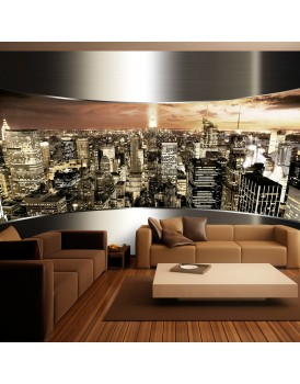 Fotobehang - Panorama of New York City