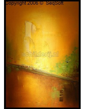 Abstract schilderij 5879