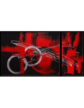 Abstract schilderij 5942