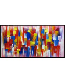 Abstract schilderij 6247