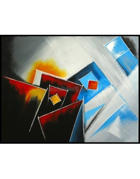 Abstract schilderij 6249
