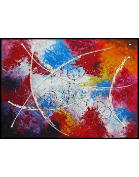 Abstract schilderij 6262