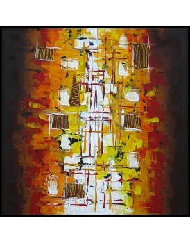 Abstract schilderij 6280