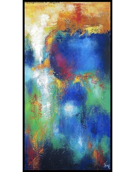 Abstract schilderij 6655